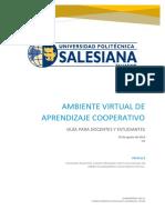 1 Manual de Ingreso Para Docentes y Estudiantes Externos AVAC Paracadémicos P-52