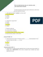 EVALUACION DE PROGRESO AREA DE COMUNICACION