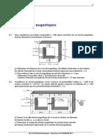 ELT-EnSAM Fiche 3 Circuits Magn Tiques