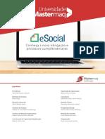 eBook ESocial - Conheça a Nova Obrigação e Processos Complementares