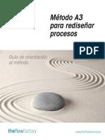 Metodo a3 Redisenar Procesos