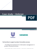 Case Study Unilever