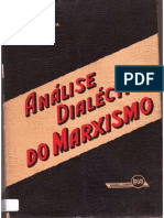 Análise Dialéctica do Marxismo [Ed. Logos, 1953].pdf