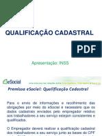 03.01 - Consulta Qualificação Cadastral - Meire
