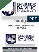 14. GUÍA DE DERECHO INTERNACIONAL PRIVADO (1)