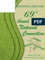 PHA 69th Annual National Convention Program