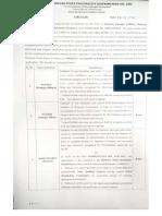 Departmental Circular F&a HR&a Finance MPP-2018-04