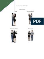Basic Dance Position in Ballroom Dance