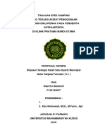 Proposal Skripsi Tinjauan Natrium