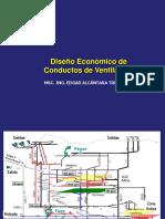 3. Diseno Económico de Ductos de Ventilación
