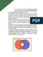 Epistemologia III Ciclo 1