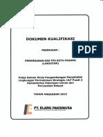 DOKUMEN KUALIFIKASI PT. ELANG TPA GAS PADANG (LANJUTAN).pdf