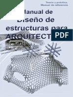 MANUAL DE DISEÑO DE ESTRUCTURAS PARA ArQUITECTURA.pdf