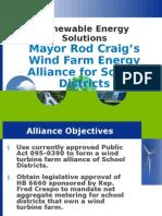 Wind Alliance Power Point July 2008