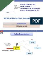 1 Redes de Área Local Inalámbrica - Introducción a 2018-B