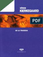 Kierkegaard, De La Tragedia