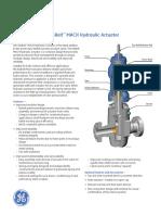 Nobolttm Mach Hydraulic Actuator Tb