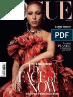 Vogue Arabia - April 2018