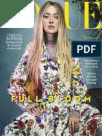 6603dccd5 Vogue Arabia - April 2018 | Vogue (Magazine) | Fashion