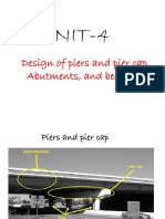 295125860-Design-of-piers-and-pier-cap-Abutments-and-bearings.pptx