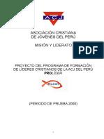 Proyecto PROLIDER-Revisado por Máximo 2000