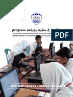 Program Sukses UN SMPN 2 Sungai Tarab TP 2018-2019