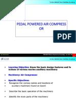 Pedal Powerd Air-l Compressor
