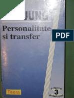C. G. Jung - Personalitate_si_transfer.pdf