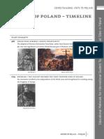 Timeline History of Poland