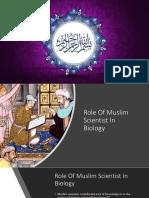 Muslim Scientist In Biology.pptx