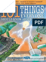 101 Things Everyone Should Know About Science by Dia L. Michels
