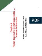 Flexion des poutres isostatiques aux ELS.pdf