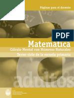 Cáculo Mental Con Números Naturales 3º Ciclo Escuela Primaria Matemática1_d.pdf