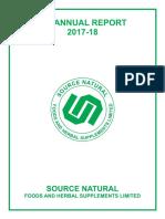 Source Natural 2017-18