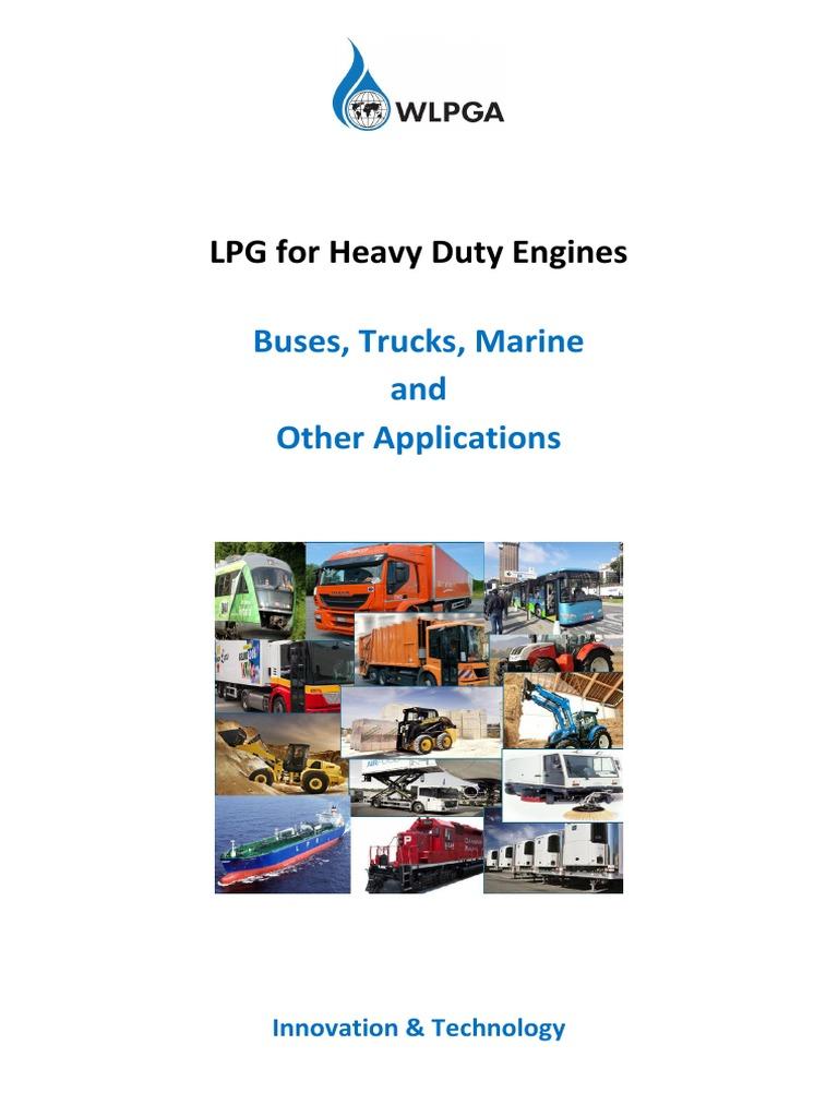 2000 Ford Bi Fuel LPG CNG 5.4L 6.8L Super Duty Service Manual