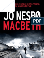Jo Nesbø - Macbeth (Shakespeare Újra)
