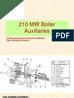 210 MW Boiler Auxillaries