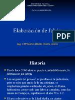 05.1 Elaboracion de Jabon y Glicerina