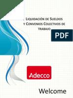 Presentacion Liquidacion y Convenios