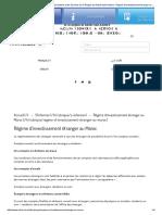 La Chambre de Commerce, d'Industrie Et de Services de La Région de Rabat-Salé-Kénitra - Régime d'Investissement Étranger Au Maroc
