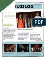 Muzilog - my weekly blah (From Jamaica to Haiti) (Brenda Russell/Mimi Jones)