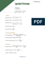 01-50 Quant Important Formulae.pdf