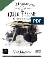 Cello Freebie Manual