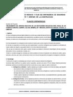 Especificaciones Técnicas de Arquitectura Edificaciones