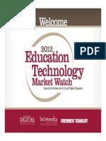Education Market Forecast