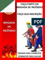 005 - Cartaz Da Brigada