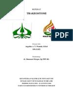 Referat - Trakeostomi REVISI 1