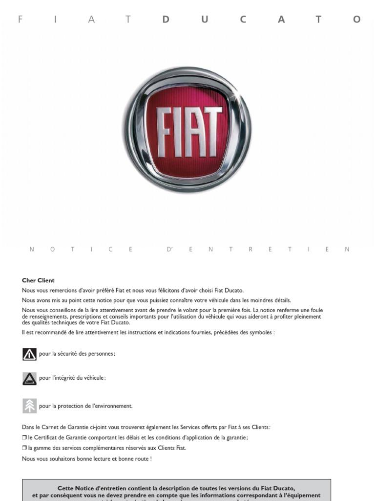 exclusive deals arriving best selling Notice technique Fiat-Ducato   Véhicules   Transmission ...