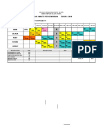 Jadual Persendirian %2F Kelas 2017