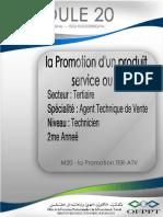 La Promotion d Un Produit Service Ou Systeme